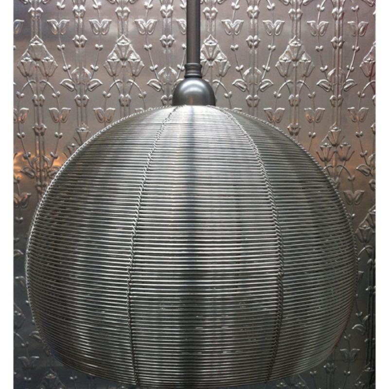 Arden Aluminium 1 Light Pendant